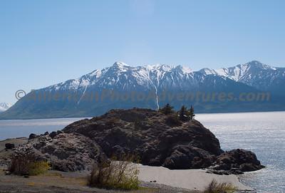 Kanai - Cook Inlet tidal flats.