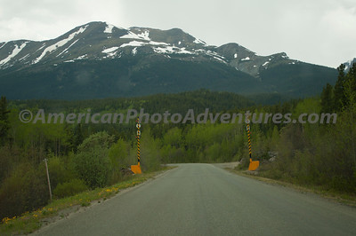 Ran into these gates a lot in the Yukon, I mean I came upon them.