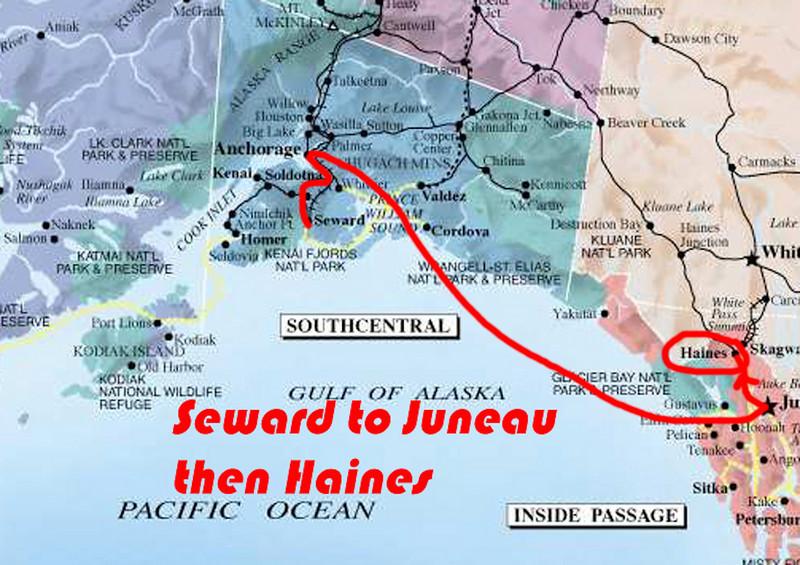 211 0  AlaskaMap seward to Haines