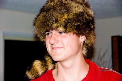 Evan going native
