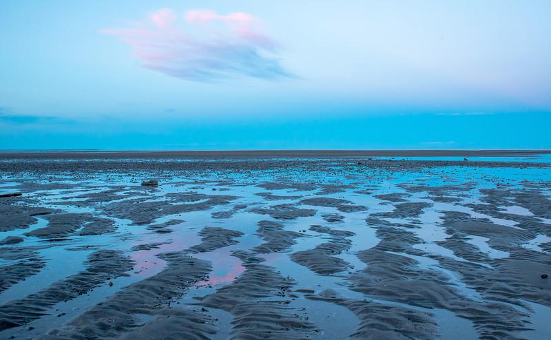 TRAK-13-18: Low tide at Cook Inlet