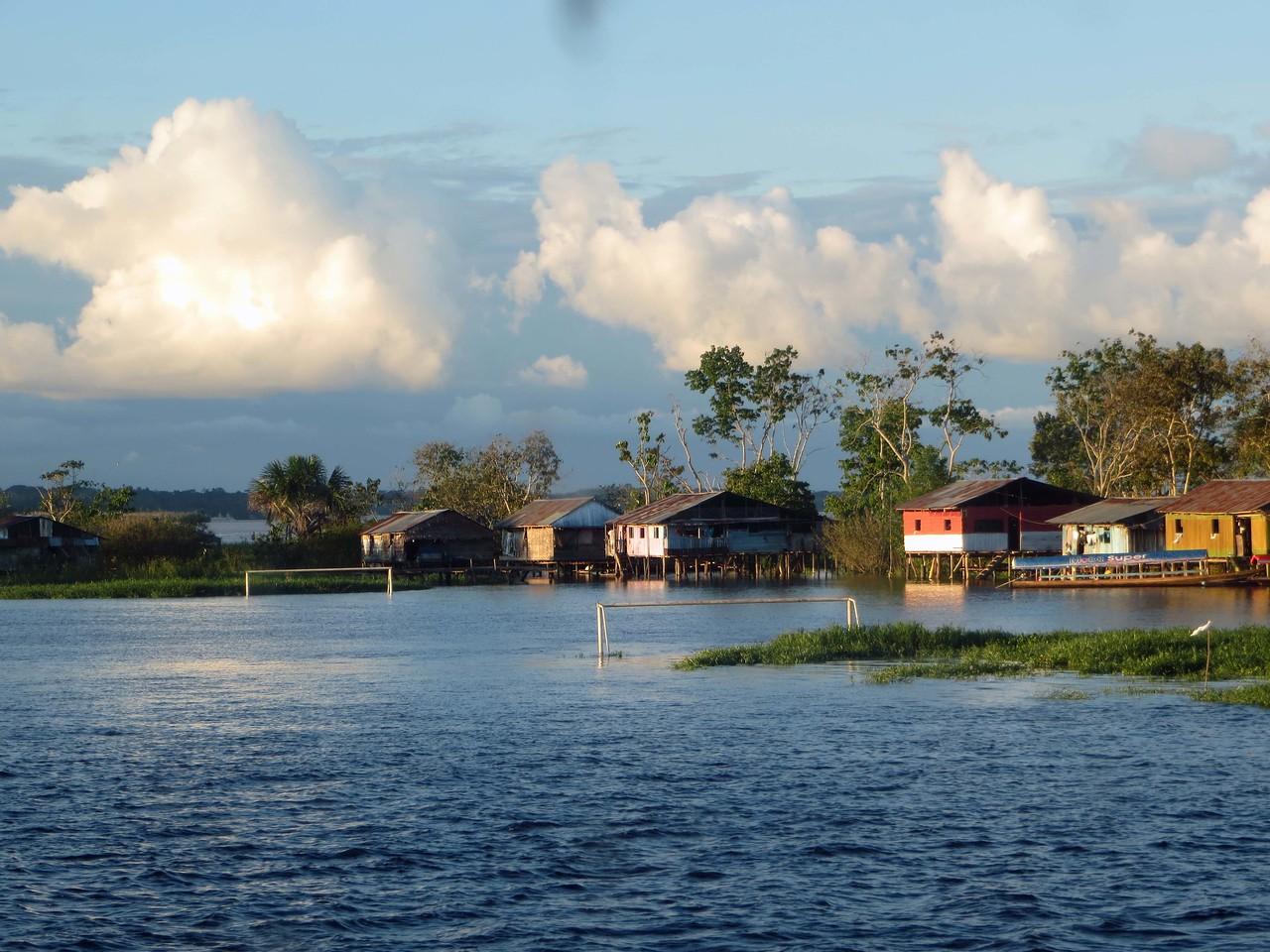 High Water Season - Amazon Basin