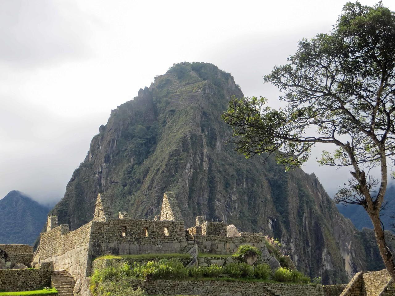 Mount Huayna Picchu?