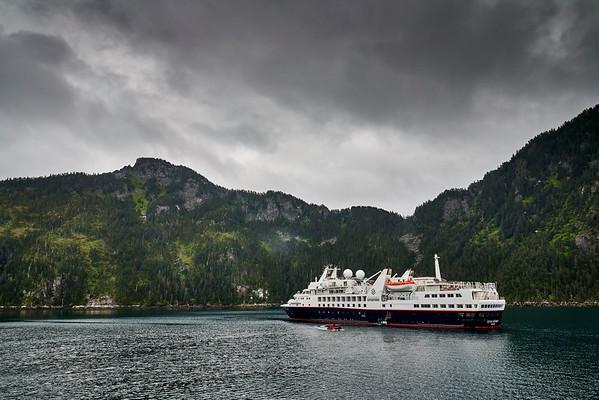 Alaska to Kamchatka - scenics cities, and people