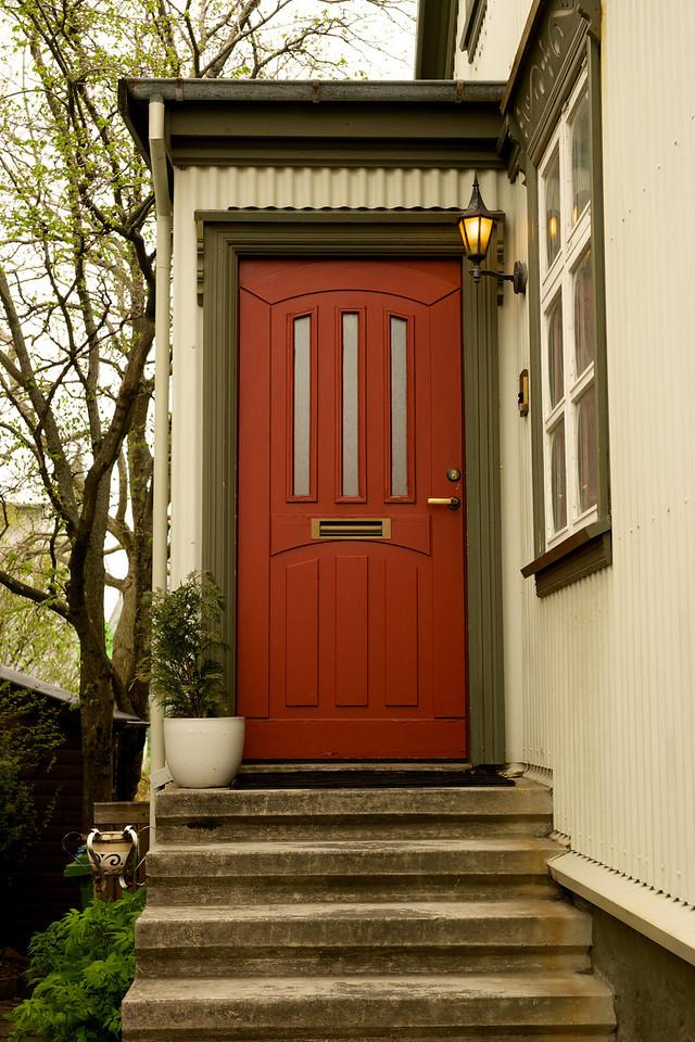 Red Door Reykjavik