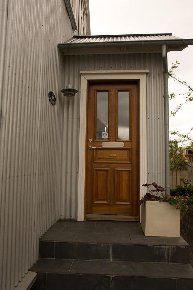 Brown Door Reykjavik