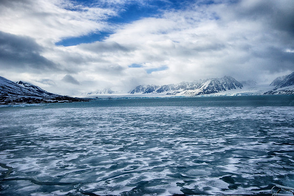 Bear Island and Svalbard 2013