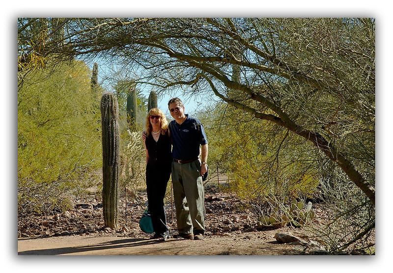 In Cactus Garden