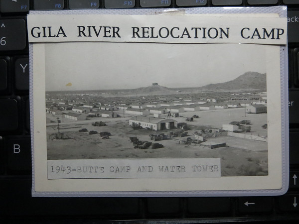 Gila River Internment Camp