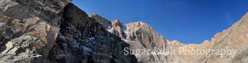 Longs Peak Panorama, Rocky Mountain National Park
