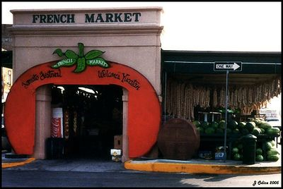 French Market 1992