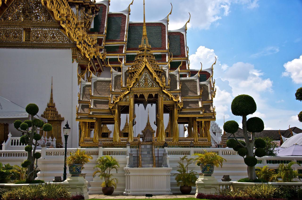 Portion of the Grand Palace - Bangkok