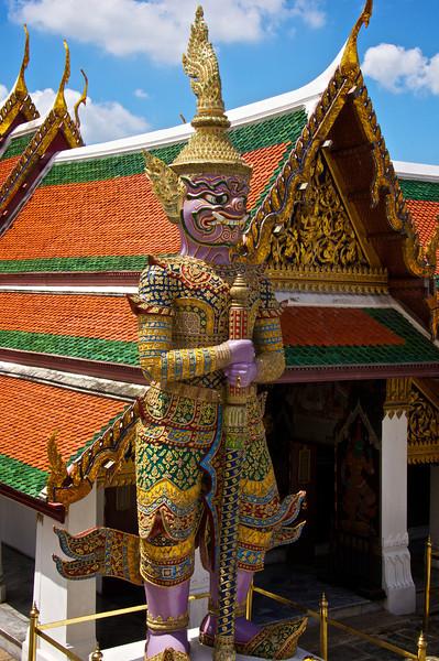 Icon - Temple of the emerald Buddha
