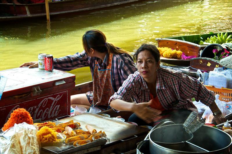 """""""Cafe' floating market"""