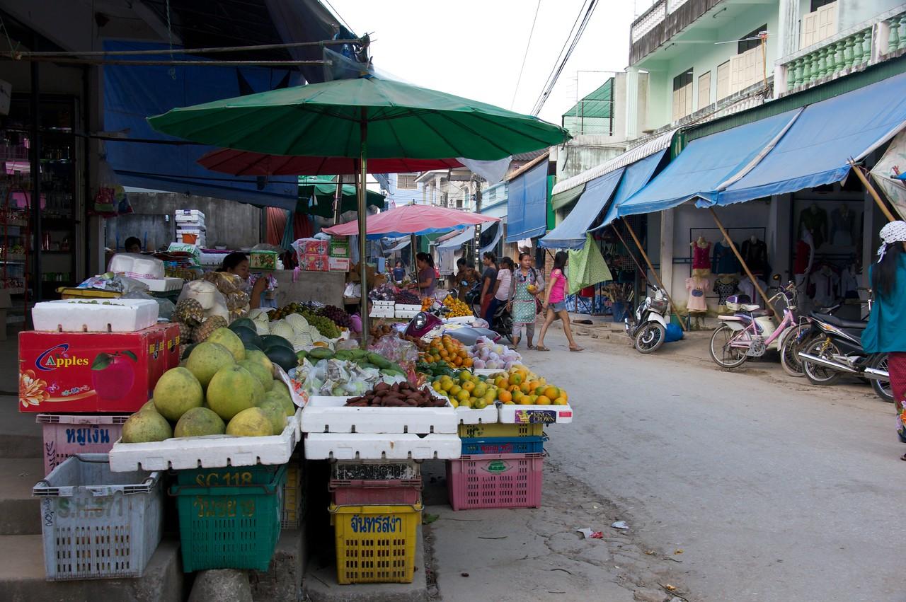 Market Myanmar #1