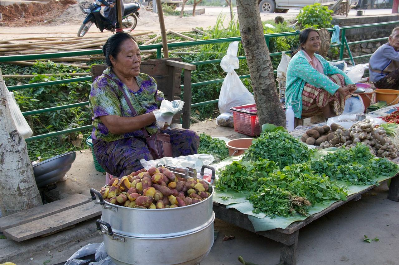 Market Myanmar #2