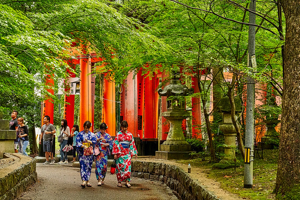 Japan 2018 - Kyoto