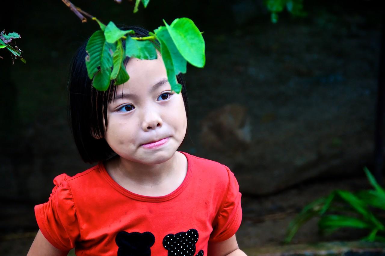 Leafy Tiara
