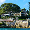 Admiralty House at Kirribilli Point