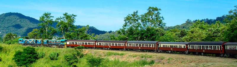 Kuranda Scenic Railroad