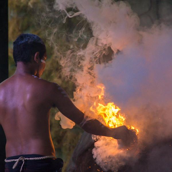 Aboriginal Fire Making