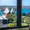 View from Sydney Hotel Window