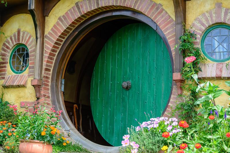 Bag End Front Door