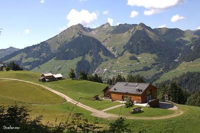 Sonntag-Stein, Vorarlberg, Austria, 08/16/2018 This work is licensed under a Creative Commons Attribution- NonCommercial 4.0 International License