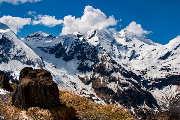 Grossglockner Peaks