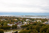 Tallin view with sea
