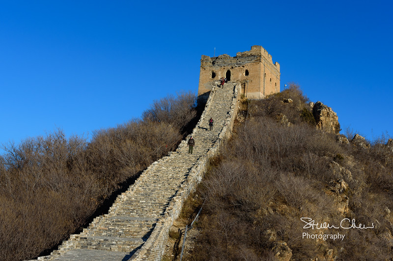 Tower at Great Wall of China