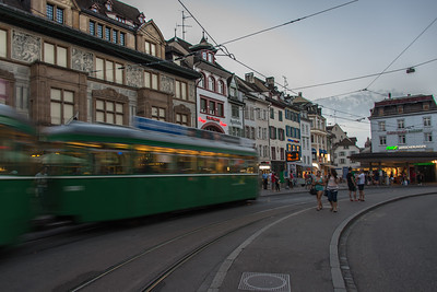 Basel, Switzerland.