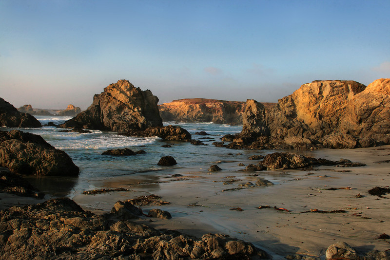 Glass Beach, North Coast California