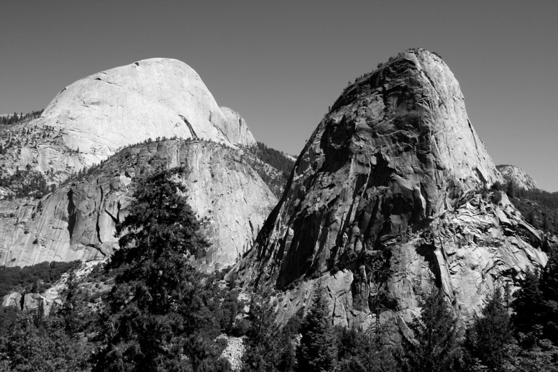 Domes of Yosemite