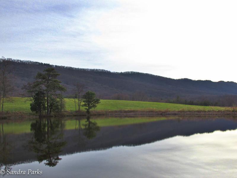 12-6-15: Hensely Lake