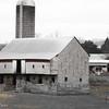11-28-15: Old barn, Fort Lynne Road
