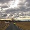 3-11-15: wide open road under a wide open sky