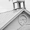 Wooden rosette,  Beulah Church