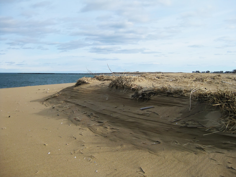 north end, plum island MA