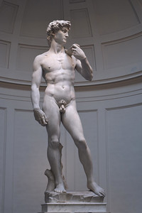 Davd by Michelangelo