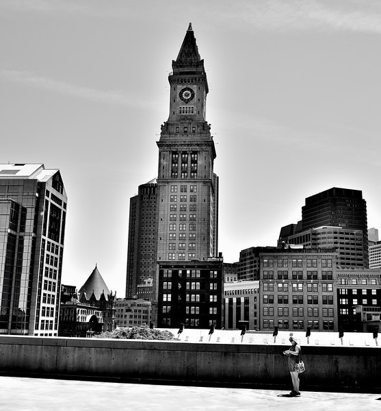 Custom House Tower, Boston, MA