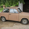 An old Lada.
