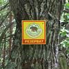 Central Balkan National Park sign.