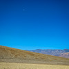 Moon over Badwater Basin