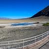 Badwater Basin 282 ft below sea level