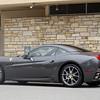 Ferrari at Monterey Airport