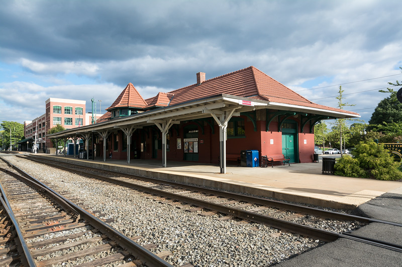 Manassas Train Station