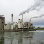 Irving Pulp Mill at Reversing Falls - UGLY