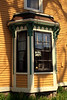 Bay Window with Gingerbread