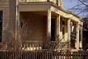 Veranda with Fret Design